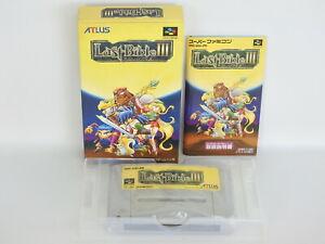 LAST-BIBLE-III-3-Super-Famicom-Nintendo-sf