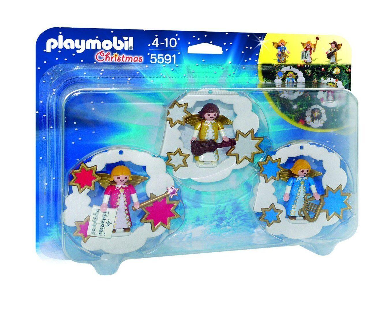 Playmobil 5591 - Adornos de Navidad de Ángel