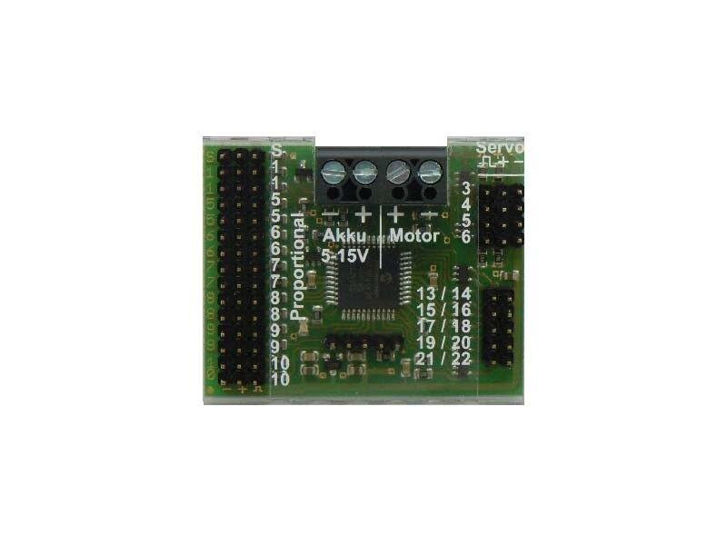 Beier-Electronic Modulo di espansione per il usm-rc-2  exm-2