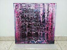 Abstrakte Bilder abstraktes Bild Kunst Abstrakt Rakeltechnik Steven XXL 0255