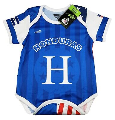 Arza Sports Colombia Soccer Baby Outfit mameluco
