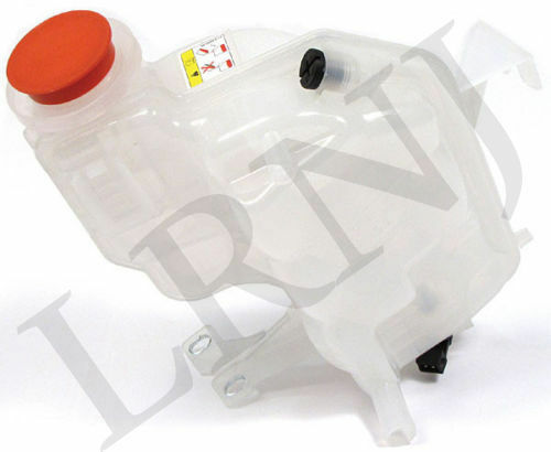 DISCOVERY 3 COOLANT OVERFLOW RESERVOIR BOTTLE TANK WITH CAP LAND ROVER LR3