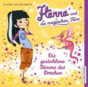 Hanna-und-die-magischen-Tiere-gestohlene-Stimme-des-Drachen-Hoerbuch-CD-NEU