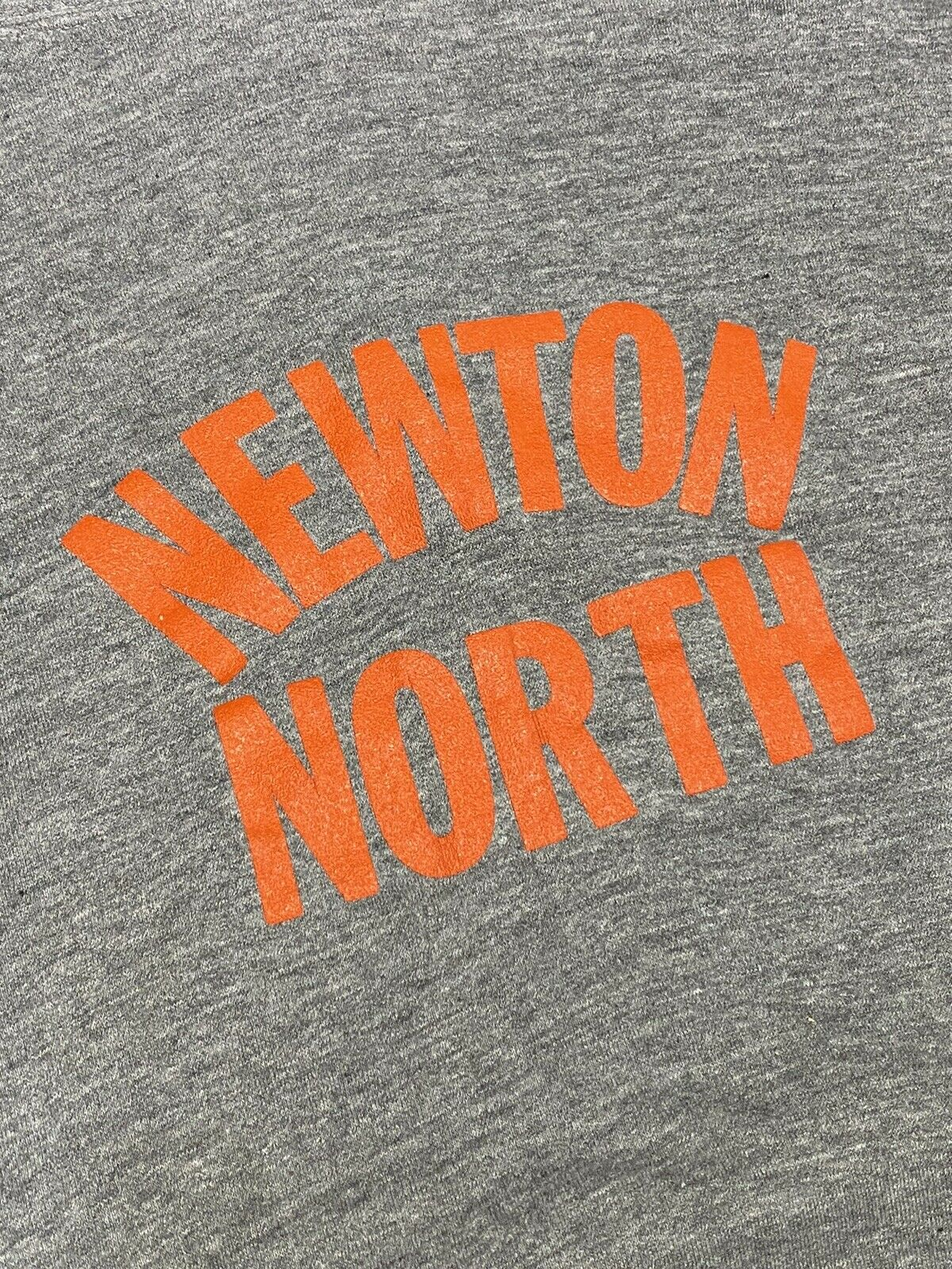 Vintage 70s Russell Athletic Newton North Made In… - image 10