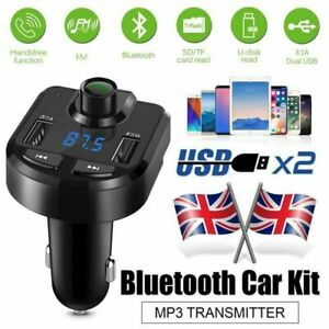 Cigarette-Lighter-Wireless-Bluetooth-FM-Transmitter-For-Nokia-9-PureView