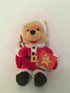Disney-Store-Exclusive-Santa-Pooh