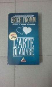 l arte di amare erich fromm  Erich Fromm, L'arte di amare, I Miti Mondadori | eBay