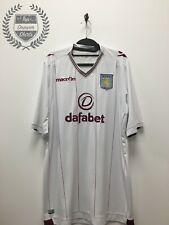 Aston Villa Trikot Gr S M L XL Under Armour Jersey AVFC 16-17 Neu Home Shirt