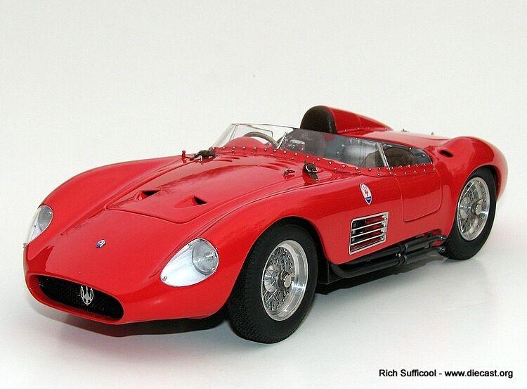 1956 Maserati 300S by CMC in 1 18 Scale Diecast Model