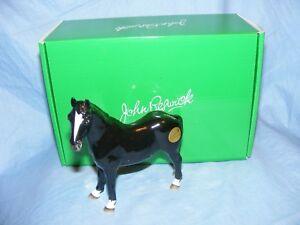 John Beswick First Pony Bay Figurine NEW in Gift Box