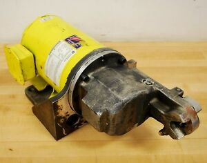 Ge 5k49un8161 hp 2 rpm 1725 frame 56cy with tip for Ge motors and industrial systems