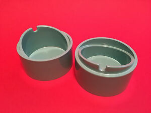 Rare-Driade-Store-d-039-House-Vis-A-Vis-ashtrays-Alfredo-Haeberli-Out-of-production