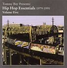 Hip Hop Essentials, Vol. 5 by Various Artists (CD, Jan-2006, Tommy Boy)