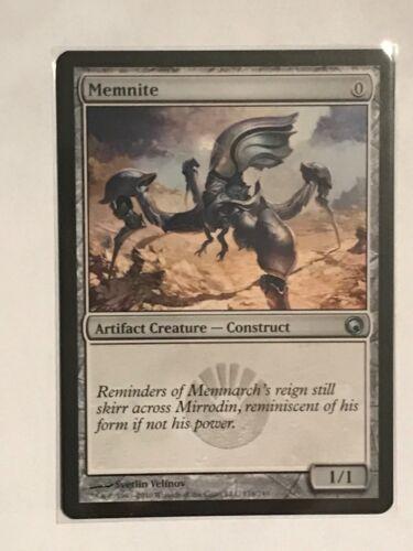 Memnite x1 Scars of Mirrodin MTG Light Play English