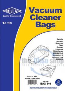 5-X-Electrolux-sacs-d-039-aspirateur-E15-E18-E40-E200-amp-E200B-Airmax-ZAM6100