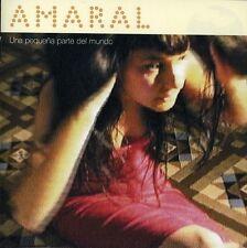 Amaral - Una Pequena Aprte Del Mundo [New CD]