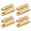 4mm-4-0mm-Stecker-Goldstecker-Goldkontakt-Bananenstecker-Buchse-Lipo-Motor-ESC-4 Indexbild 7
