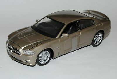 Dodge Charger R//T Limousine Schwarz 2005-2012 1//24 New Ray Modell Auto mit ode..