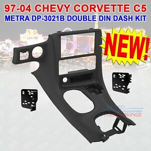 METRA-DP-3021B-DOUBLE-DIN-DASH-INSTALLATION-KIT-FOR-1997-2004-CHEVY-CORVETTE-C5