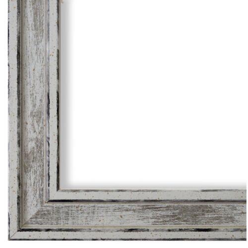 Cadre Photo Blanc Bois Lugnano 2,8-24x30 28x35 30x30 30x40 30x45 40x40 40x50