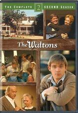 THE WALTONS COMPLETE SEASON 2 Sealed New 5 DVD Set