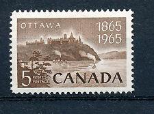 CANADA 1965 CENTENARY OF PROCLAMATION OF OTTAWA AS CAPITAL SG567  MNH