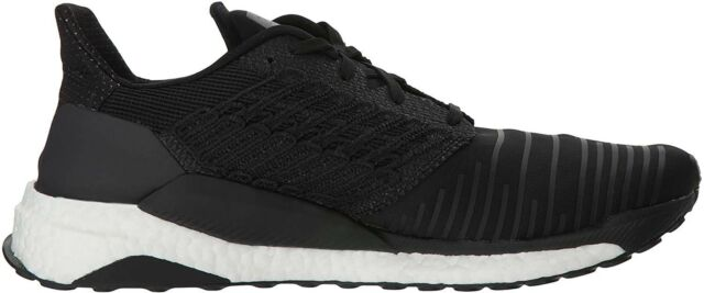 adidas Men's Solar Boost, Black/Grey/White, 8.5 M US