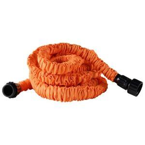 Flexibler-Gartenschlauch-Wasserschlauch-Stretch-Hose-7-5-m-Laenge