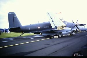 4-328-Breguet-Br-1050-Alize-French-Air-Force-12-Kodachrome-SLIDE