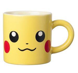 New Pokemon Center Original Pikachu Face Mug Cup Japan