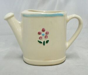VINTAGE SHAWNEE POTTERY WATER CAN PLANTER