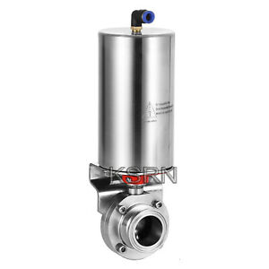 3-4-039-039-Tri-Clamp-Sanitary-Pneumatic-Butterfly-Valve-Actuator-Single-Acting-SS304
