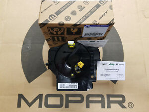 Mopar-68339336AB-New-Steering-Wheel-Clockspring-Jeep-Wrangler-JK-2007