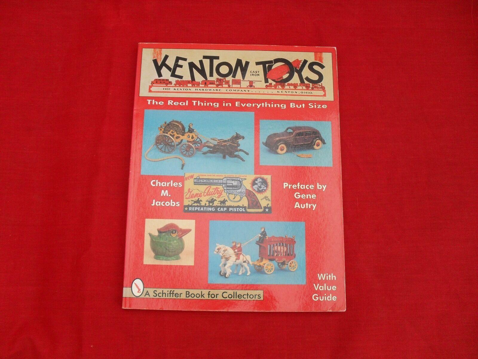 KENTON CAST IRON  TOYS  1890- 1950 UNITED STATES OF AMERICA
