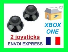 Pair Black Analog Joystick Thumbstick for Sony PS4 Xbox One Controller