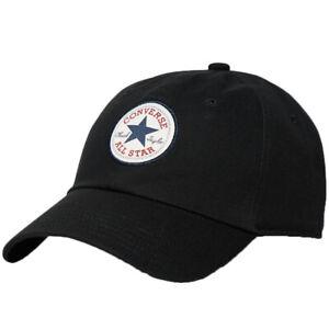 Converse-Neuf-Homme-Tipoff-Chuck-Casquette-Baseball-Converse-Noir-Neuf