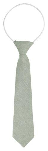 Kinder Krawatte vorgebunden matt Baumwolle in vielen Farben Jungen Mädchen