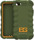 Bear Grylls iPhone 5 5s Action Case Rubber Shockproof Screen Gaurd Lightweight