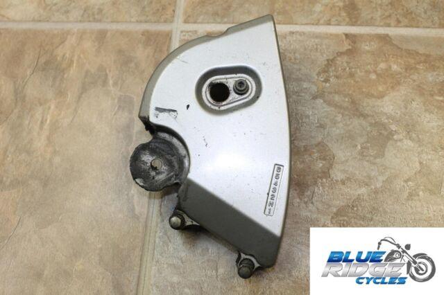 02-06 SUZUKI VSTROM 1000 DL 1000 ENGINE SPROCKET COVER CHAIN GUARD