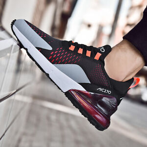 Big-Size-Mens-Mesh-Running-Shoes-Athletic-Sneakers-Air-Cushion-Lightweight-Shoes