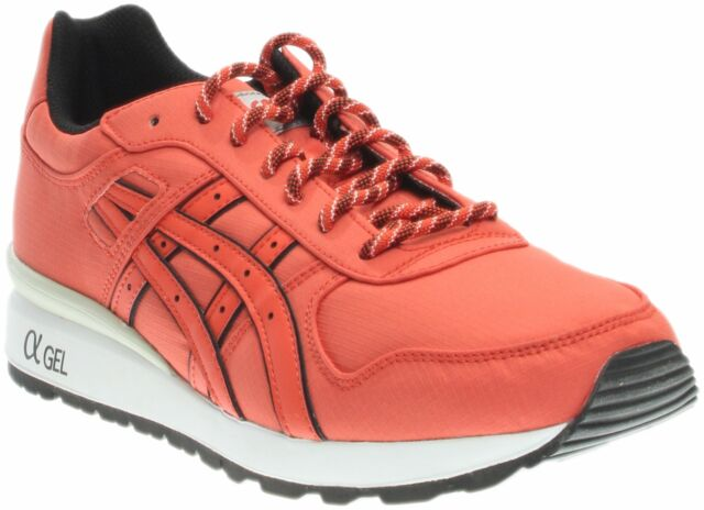 ASICS GT-II  Casual Running  Shoes - Orange - Mens