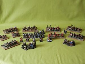 WARHAMMER-DWARF-ARMY-METAL-MODELS-MANY-UNITS-TO-CHOOSE-FROM