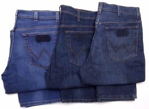 Mens Wrangler Texas Stretch Stay Warm Straight Fit Jeans RRP£80 (SECONDS) WA120