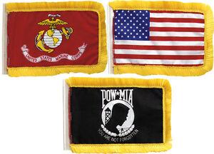 Image is loading Car-Radio-Antenna-Flags-Mini-US-Flag-Marines- fbc2449c0bb