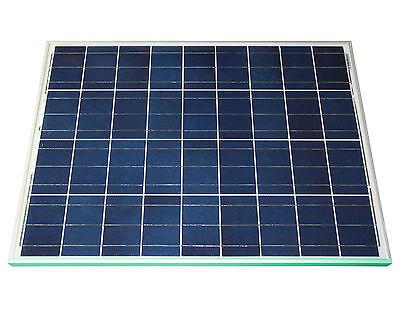 Solarmodul 80 Watt poly Solarpanel Photovoltaik Solarzelle 80 W NEU