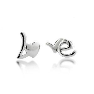 Image Is Loading Women  Sterling Silver Jewelry Elegant Ear Stud