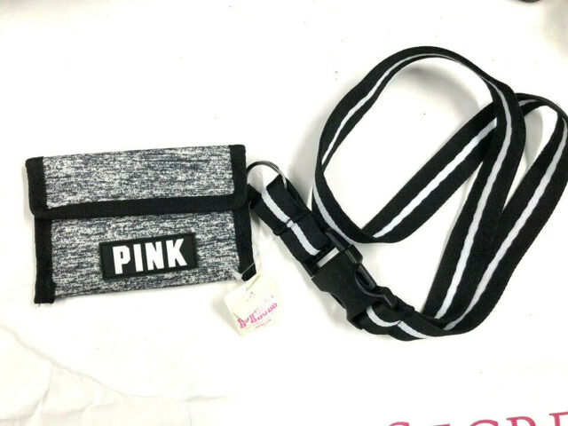 VICTORIAS SECRET PINK NEWEST LANYARD WALLET ID HOLDER CHOICE NWT