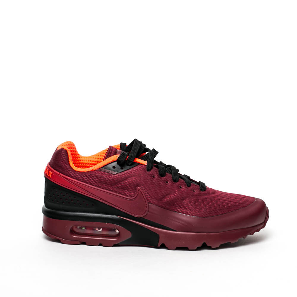 NIKE AIR MAX BW ULTRA SE MENS COMFORT RUNNING SHOES TEAM RED 844967 600