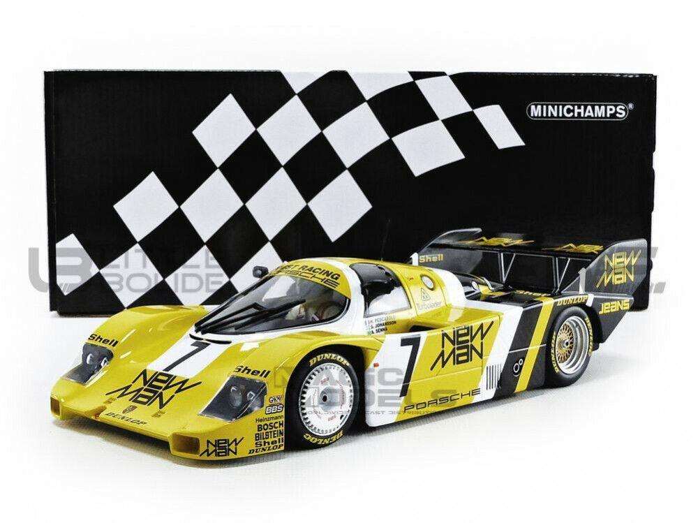 Porsche 917//10 nurburgring 1974 limitado a 300 St Minichamps 1:18 OVP nuevo