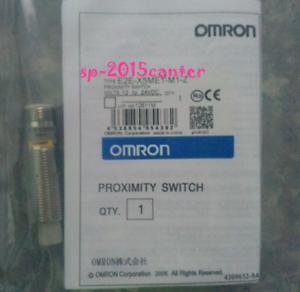 1PC  New For Omron E2E-X5ME1-M1 Proximity Sensors 90 days warranty   &CANTER2015